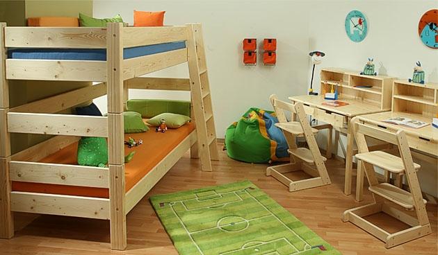 Velká fotografie dětského pokoje - Dětský pokoj 1
