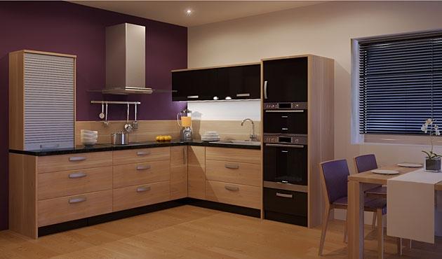 Velká fotografie kuchyně - Kuchyně 2