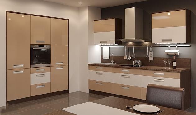 Velká fotografie kuchyně - Kuchyně 14
