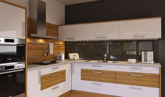 Velká fotografie kuchyně - Kuchyně 21