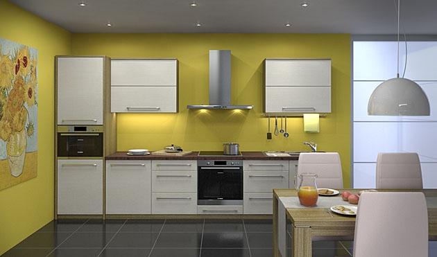 Velká fotografie kuchyně - Kuchyně 23