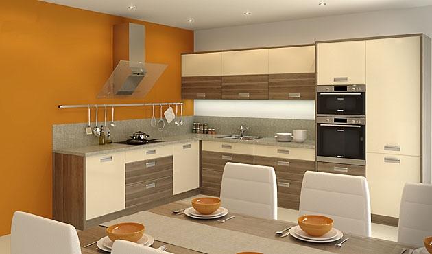 Velká fotografie kuchyně - Kuchyně 30