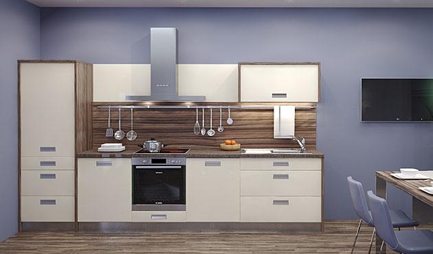 Velká fotografie kuchyně - Kuchyně 32