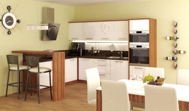 Velká fotografie kuchyně - Kuchyně 6