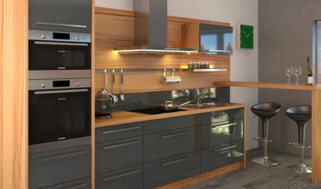 Velká fotografie kuchyně - Kuchyně 7