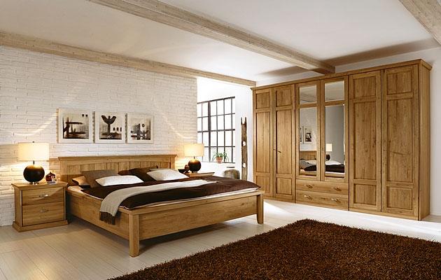 Velká fotografie ložnice, postele - Piano