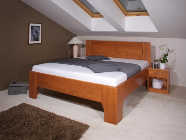 Velká fotografie ložnice, postele - DeLuxe 3