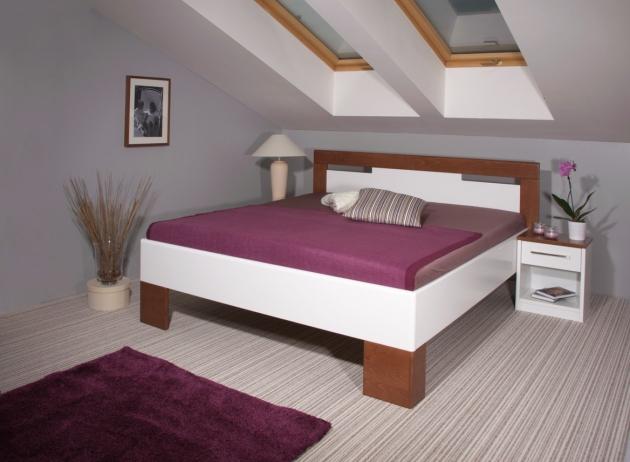 Velká fotografie ložnice, postele - Varezza 5