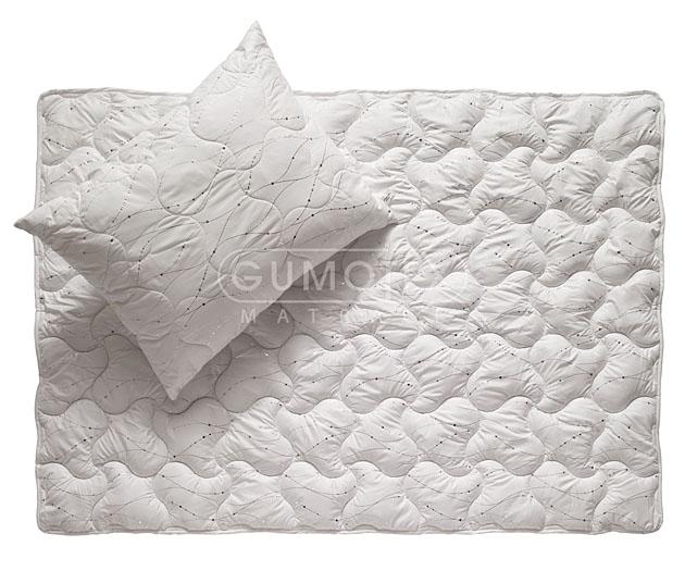 Velká fotografie sortimentu pro zdravý spánek - Ložní souprava Metallic (bílá)