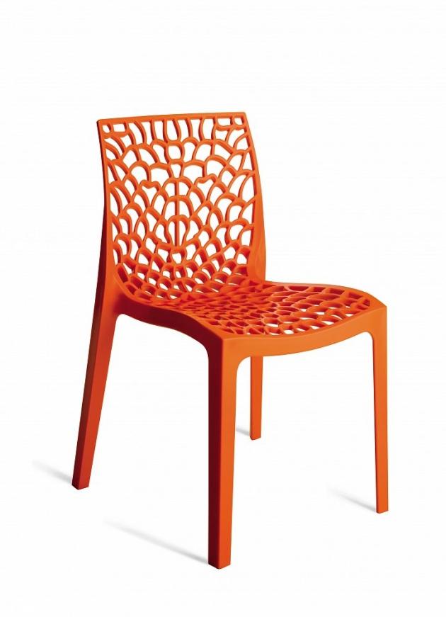 Velká fotografie židle, křesla nebo polokřesla - Židle Gruvyer1