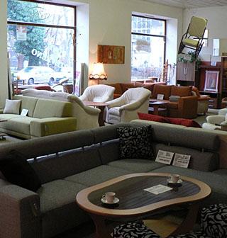Historie firmy - prodejna nábytku