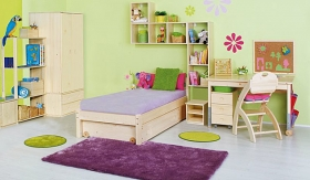 Menší fotografie dětského pokoje - Dětský pokoj 3