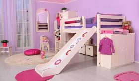 Menší fotografie dětského pokoje - Dětský pokoj 4