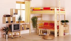 Menší fotografie dětského pokoje - Dětský pokoj 5