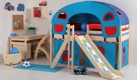 Menší fotografie dětského pokoje - Dětský pokoj 6