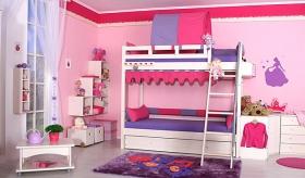 Menší fotografie dětského pokoje - Dětský pokoj 7