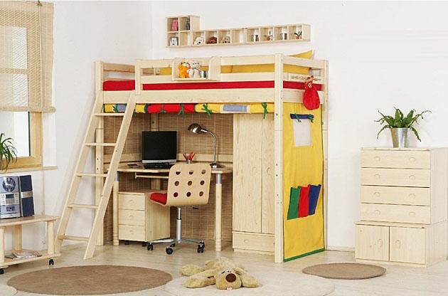 Velká fotografie dětského pokoje - Dětský pokoj 8