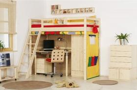 Menší fotografie dětského pokoje - Dětský pokoj 8