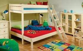 Menší fotografie dětského pokoje - Dětský pokoj 9