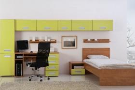 Menší fotografie dětského pokoje - Dětský pokoj 10