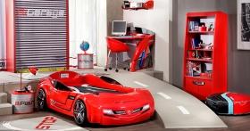 Menší fotografie dětského pokoje - Dětský pokoj 15