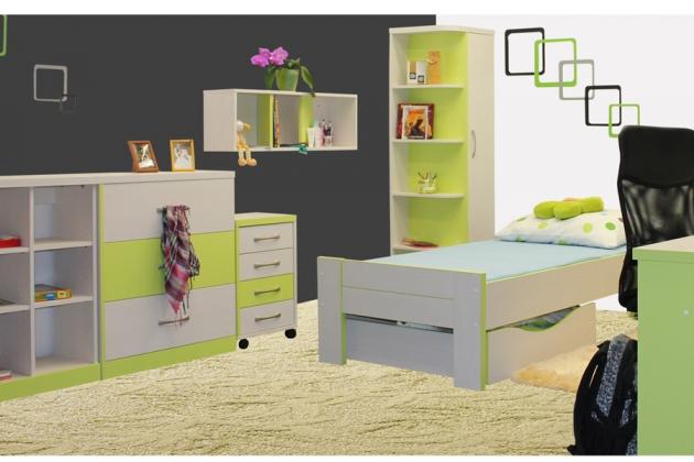 Velká fotografie dětského pokoje - Dětský pokoj Casper 1