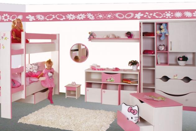 Velká fotografie dětského pokoje - Dětský pokoj Casper 5