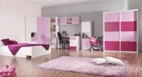Menší fotografie dětského pokoje - Dětský pokoj 17