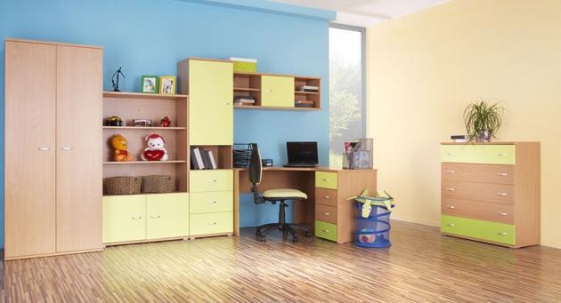 Velká fotografie dětského pokoje - Dětský pokoj 18
