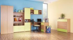 Menší fotografie dětského pokoje - Dětský pokoj 18