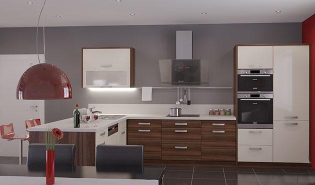 Velká fotografie kuchyně - Kuchyně 13