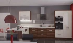 Menší fotografie kuchyně - Kuchyně 13