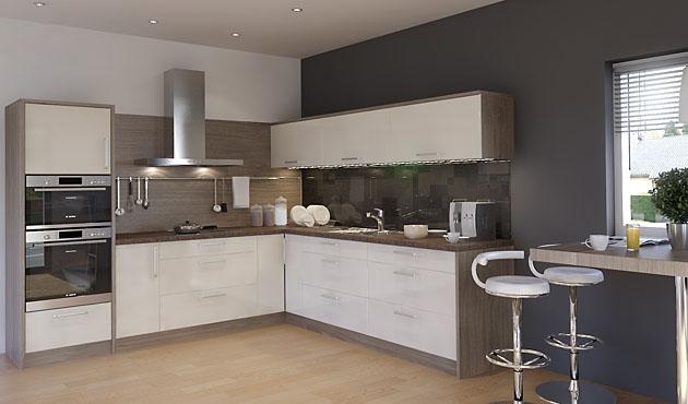 Velká fotografie kuchyně - Kuchyně 15