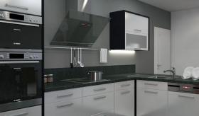 Menší fotografie kuchyně - Kuchyně 16