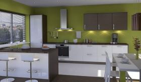 Menší fotografie kuchyně - Kuchyně 17