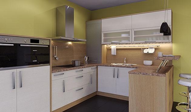 Velká fotografie kuchyně - Kuchyně 18