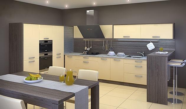 Velká fotografie kuchyně - Kuchyně 19