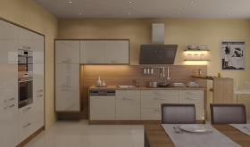 Menší fotografie kuchyně - Kuchyně 20