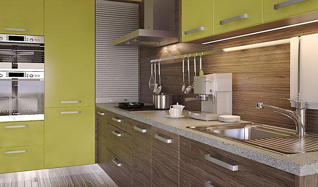 Velká fotografie kuchyně - Kuchyně 25