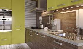 Menší fotografie kuchyně - Kuchyně 25