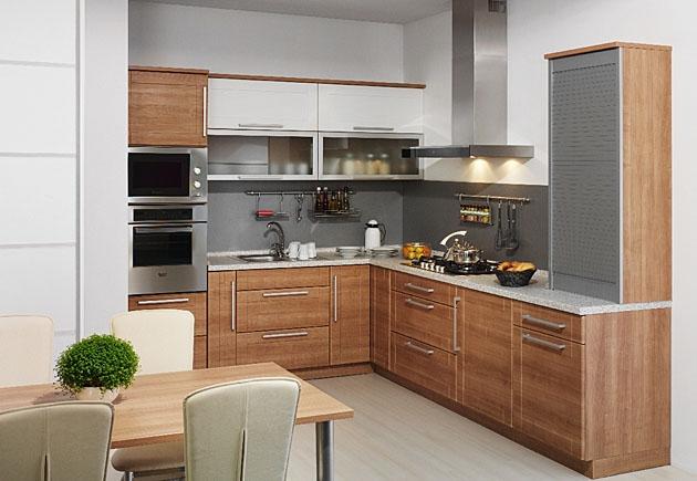 Velká fotografie kuchyně - Kuchyně 26