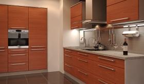 Menší fotografie kuchyně - Kuchyně 28