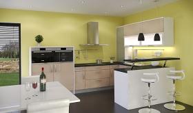 Menší fotografie kuchyně - Kuchyně 29