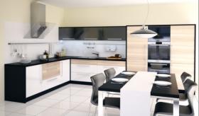 Menší fotografie kuchyně - Kuchyně 1