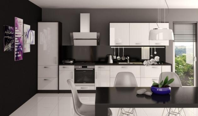 Velká fotografie kuchyně - Kuchyně 3
