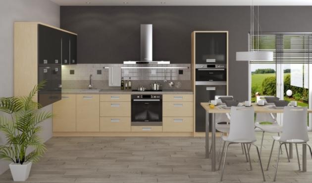 Velká fotografie kuchyně - Kuchyně 4