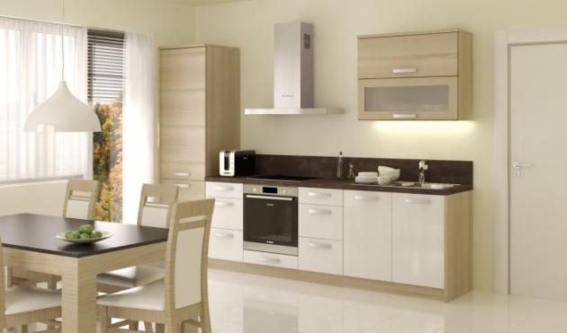 Velká fotografie kuchyně - Kuchyně 8