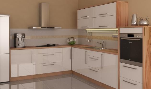 Velká fotografie kuchyně - Kuchyně 9