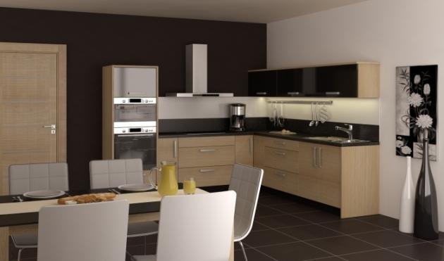 Velká fotografie kuchyně - Kuchyně 10