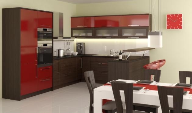 Velká fotografie kuchyně - Kuchyně 11